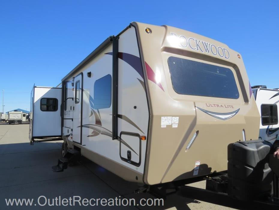 2018 Forest River Rockwood Ultra Lite2703WS