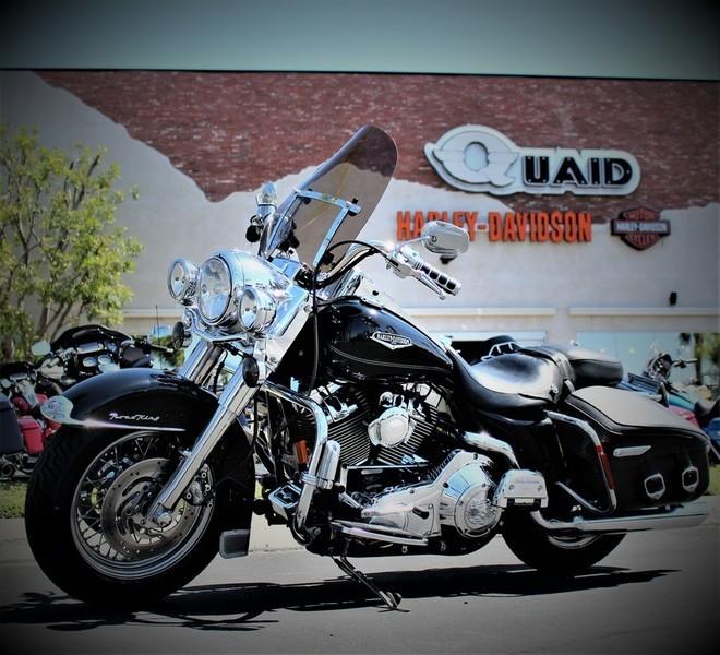 2005 Harley-Davidson FLHRC - Road King Classic