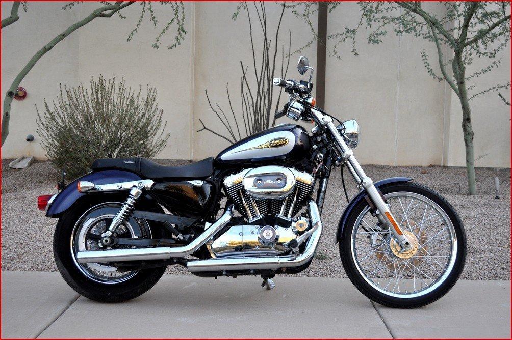 2009 Harley-Davidson XL 1200C Custom