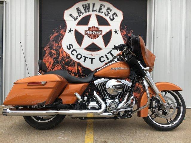 2014 Harley Davidson TOURING STREET GLIDE FLHX FLHX