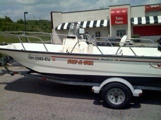 2003 Boston Whaler MONTAUK