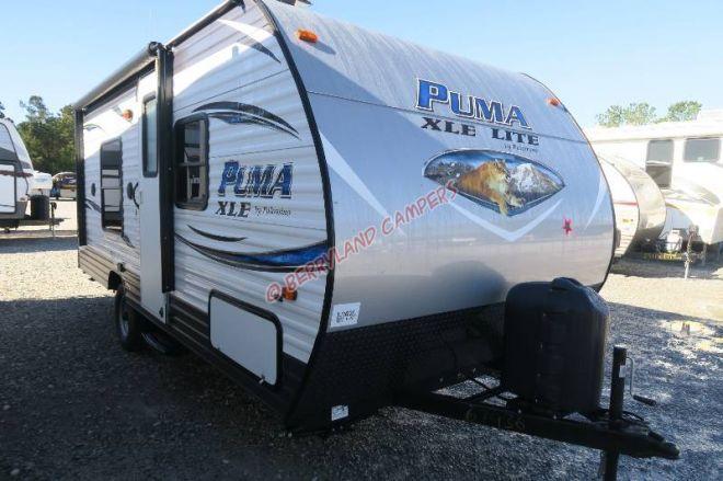 2018 Palomino Puma 18FBC