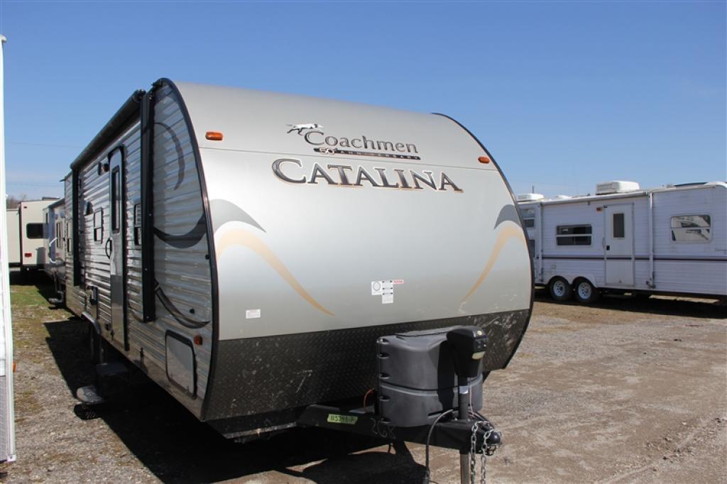 2014 Coachmen Catalina 273TBS