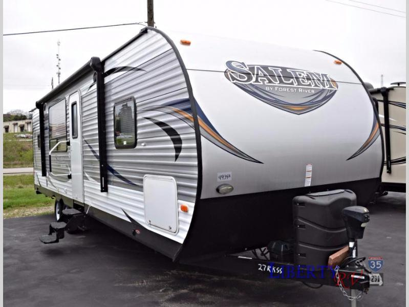 2016 Forest River Rv Salem 27RKSS