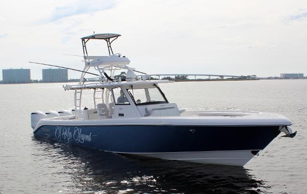 Everglades Center Console Boats For Sale