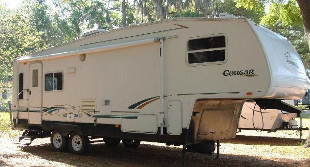 2000 Keystone Cougar 276