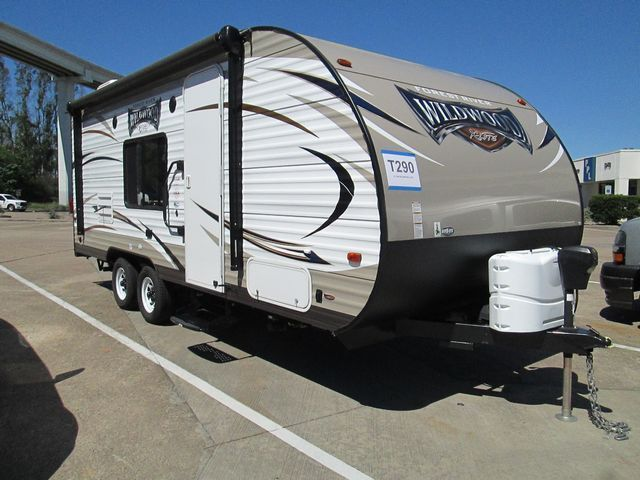 2016 Forest River Wildwood X-Lite 201BHXL