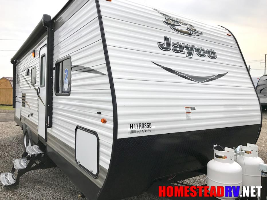 2017 Jayco 242BHSW JAY FLIGHT SLX