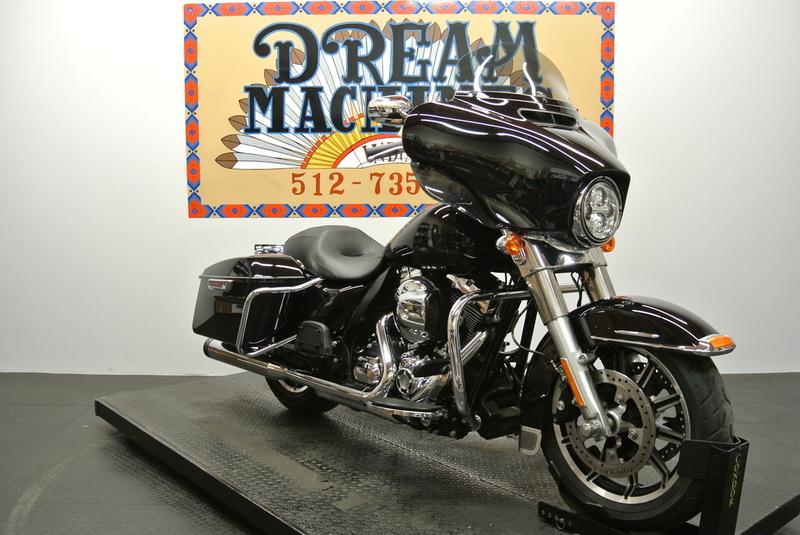 2015 Harley-Davidson FLHTP - Electra Glide Police