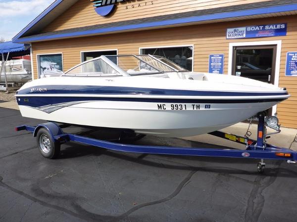 2010 Larson 1750 LX