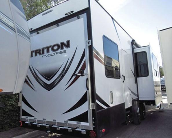 2017 Dutchmen Voltage Triton 3551