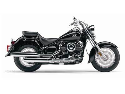 2007 Yamaha Motor Corp., Usa V Star Classic