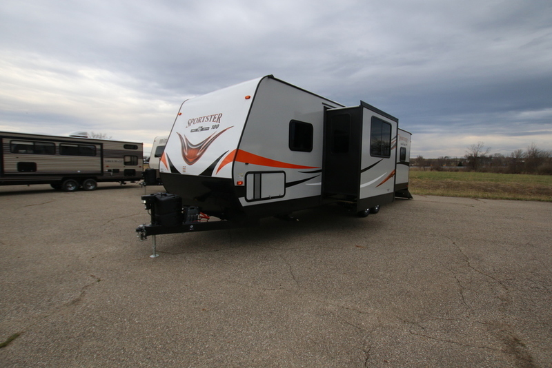2017 Kz Rv Sportster 100 Travel Trailer 321TH10