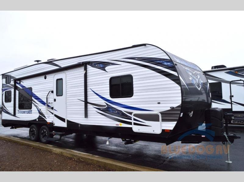 2017 Forest River Rv Sandstorm 271SLR