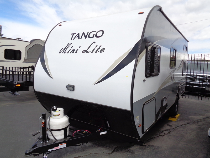 2017 Pacific Coachworks Tango Mini 16BB