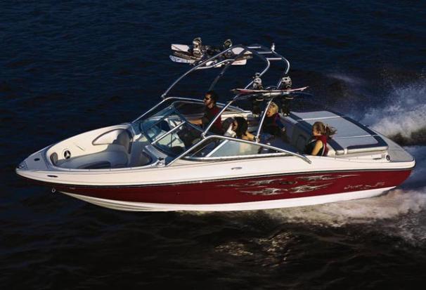 2009 Sea Ray 205 Sport