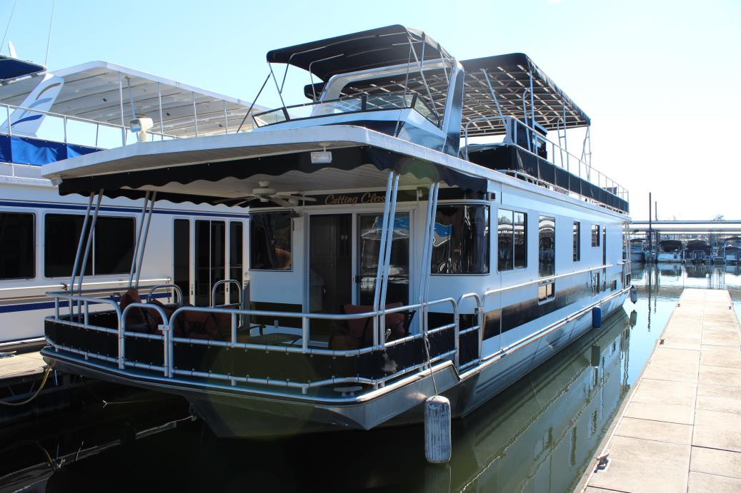2000 LAKEVIEW YACHTS 16 X 65 Houseboat