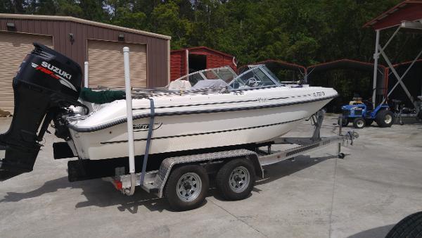 1999 Boston Whaler 180 Ventura