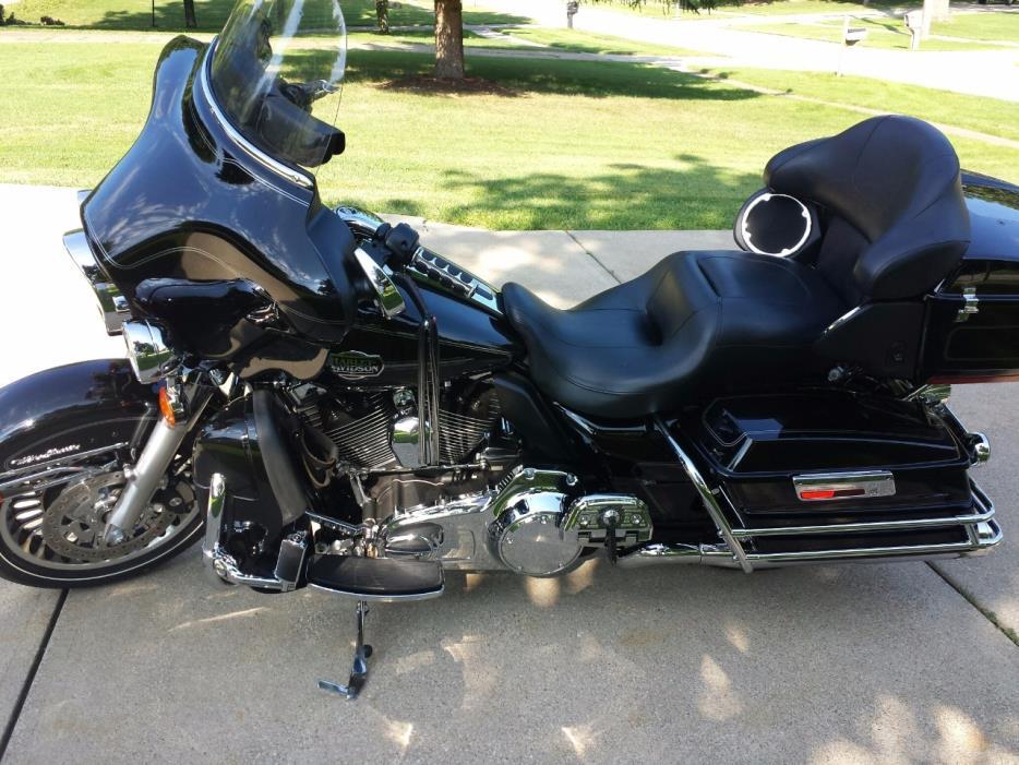 2010 Harley-Davidson TOUR GLIDE