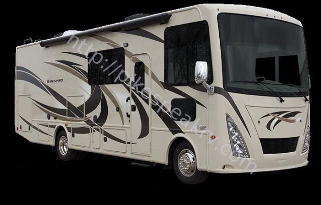 2017 Thor Motor Coach WINDSPORT 34P