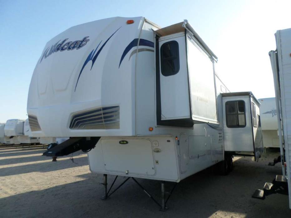 2010 Forest River Forester RV WILDCAT