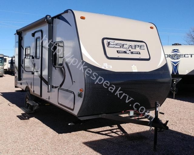 2017 Kz Rv ESCAPE E181RB