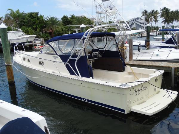 2004 Mainship Rum Runner II