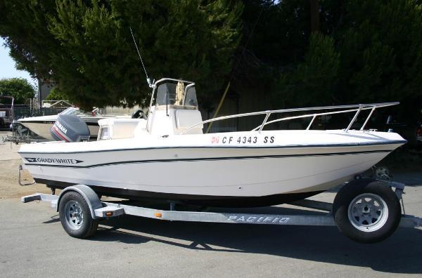 1996 Grady-White Spirit 175