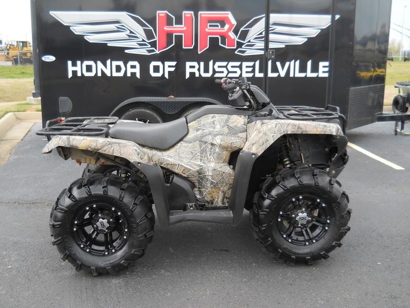 2014 Honda FourTrax Rancher 4x4