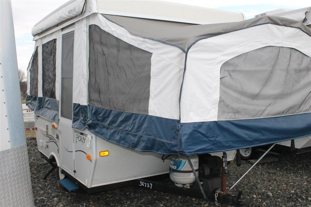 2009 Forest River PALOMINO TENT CAMPERS Pony 280