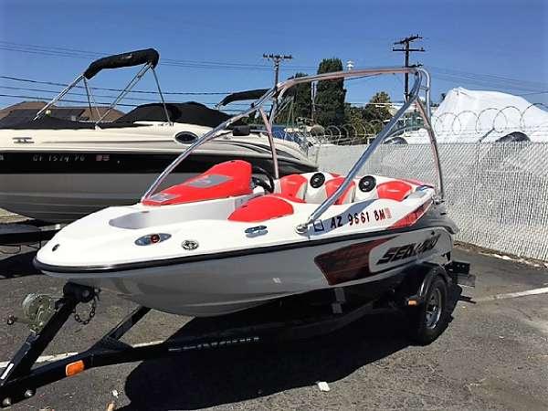 2007 Sea-Doo 150 Speedster (215 hp)