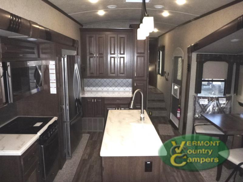 2018 Forest River Rv Cedar Creek Silverback 35IK
