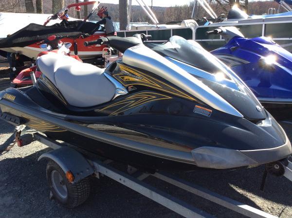 2007 Yamaha WaveRunner FX HO