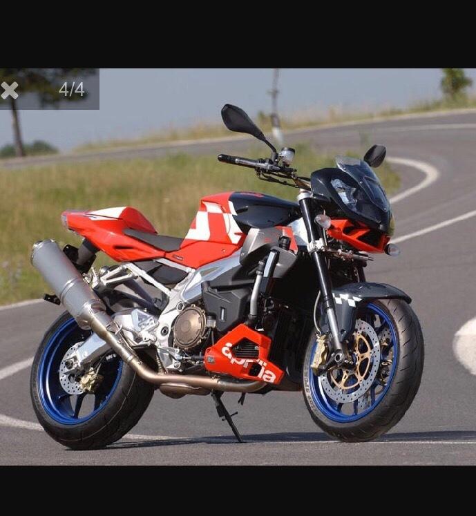 2007 Aprilia TUONO 1000 R