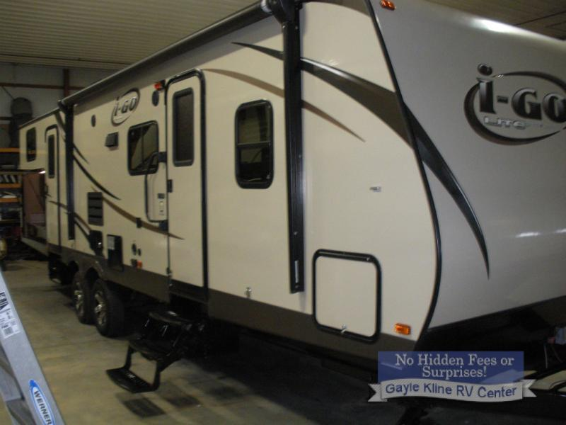 2013 Evergreen Rv i-Go G318BHS