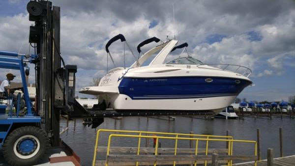 2005 Monterey 270 CR