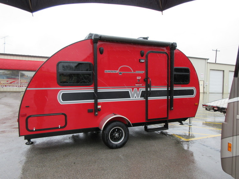 2018 Winnebago Industries, Inc WINNIE DROP TT WD1710