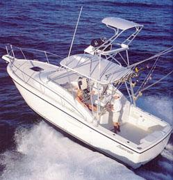 2004 Shamrock 290 Offshore