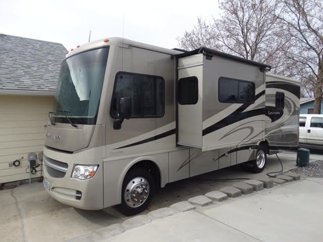2015 Winnebago SIGHTSEER 30A