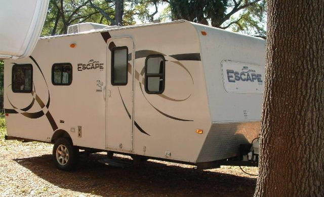2012 K-Z Spree Escape E19SB