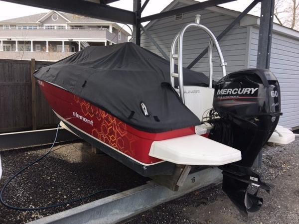 2014 Bayliner 160 Element Bow Rider