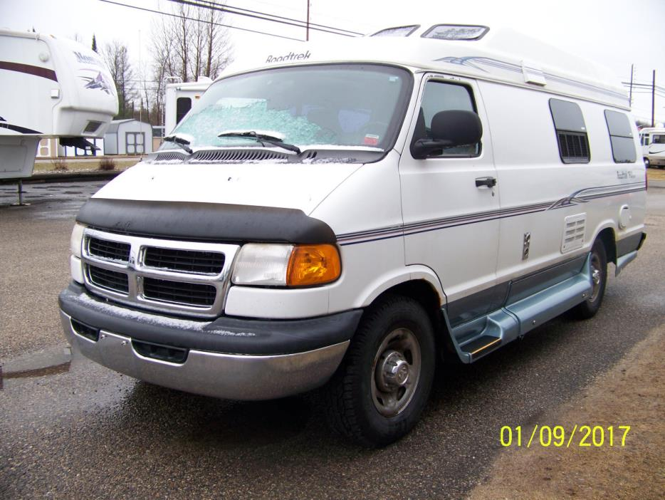 2003 Roadtrek ROADTREK 190-POPULAR
