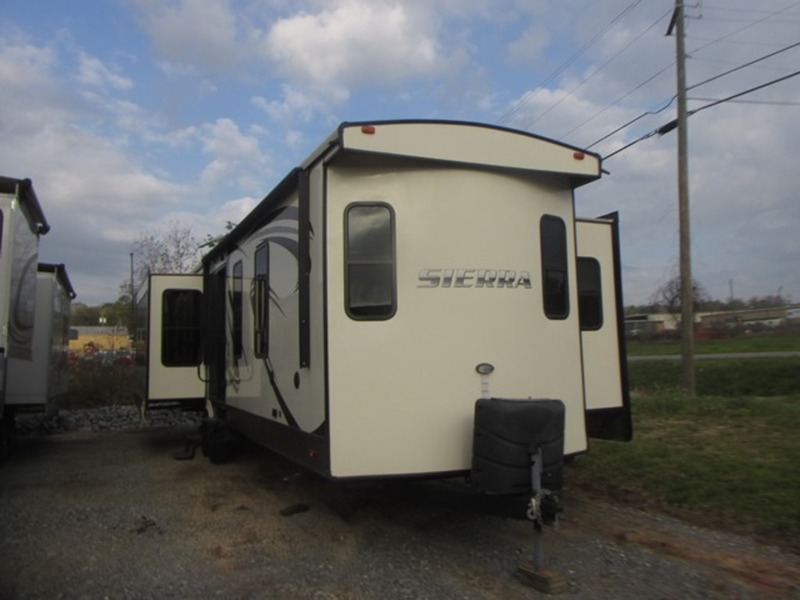2015 Forest River Sierra Destination 393RL