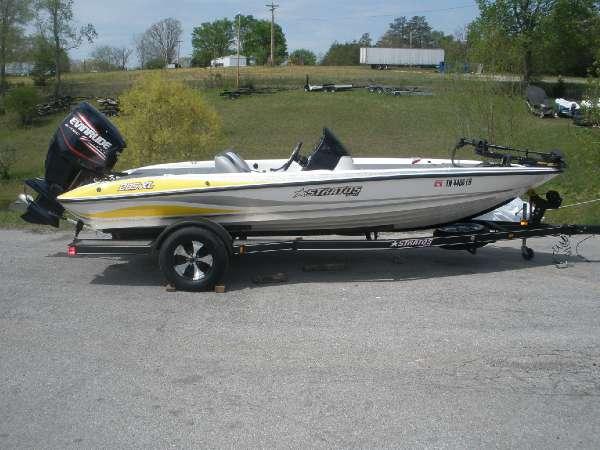 2008 Stratos 285 XL