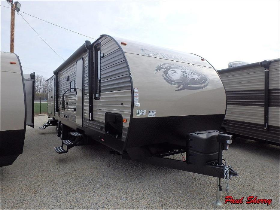 2018 Forest River Cherokee 294BH