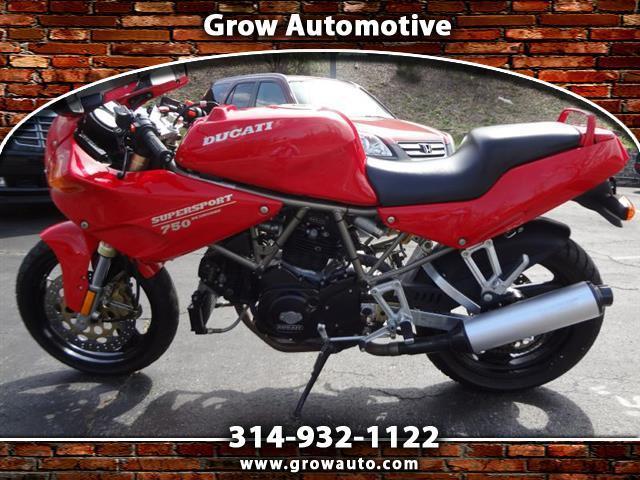 1993 Ducati SUPER SPORT 750