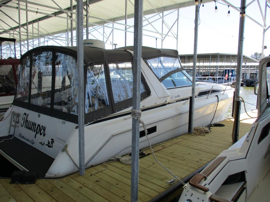1991 Sea Ray 370 Sundancer