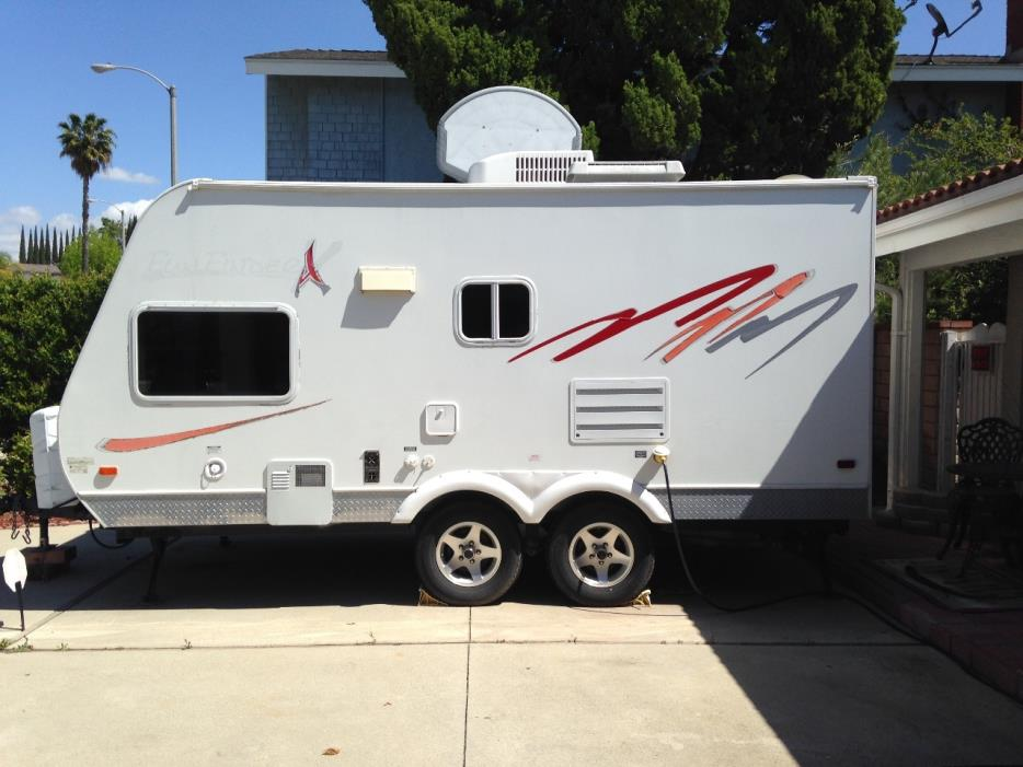 2007 Cruiser Rv Corp FUN FINDER 189FBR