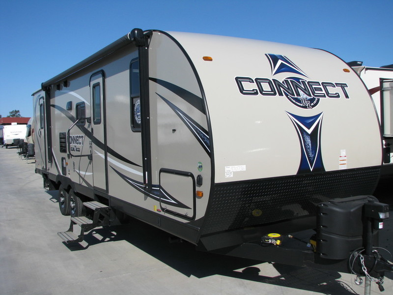 2018 Kz-Rv CONNECT C281BH