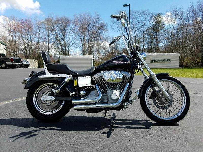 2005 Harley-Davidson FXDI Super Glide